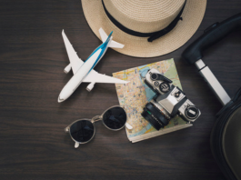 Tasks to do before travelling