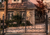 does a gate add value to during resale