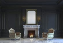 let's talk chimneys and fireplaces
